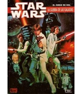 Star Wars: La Guerra de las Galaxias (pequeña marca en el Reverso)