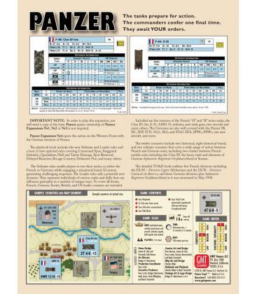 Panzer: Exp. 4 - France 1940