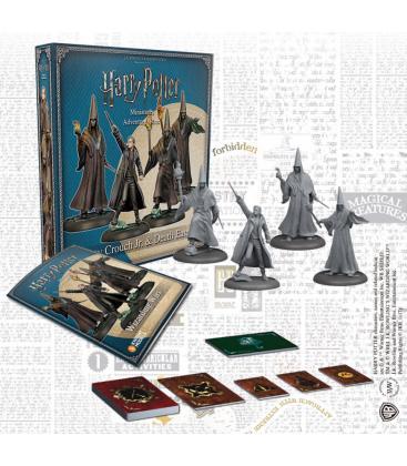 Harry Potter: Barty Crouch Jr. y Mortífagos
