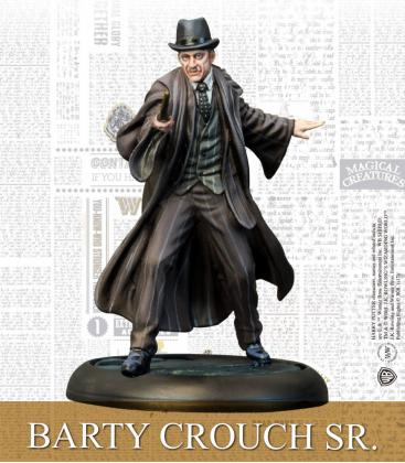 Harry Potter: Barty Crouch Sr. y Aurores