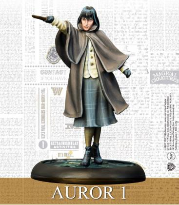 Harry Potter Miniatures: Barty Crouch Sr. y Aurores