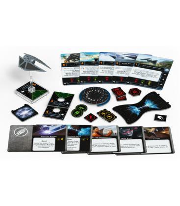 Star Wars X-Wing 2.0: Fustigador TIE/sk