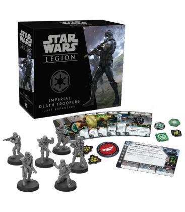 Star Wars Legion: Soldados de la Muerte Imperiales