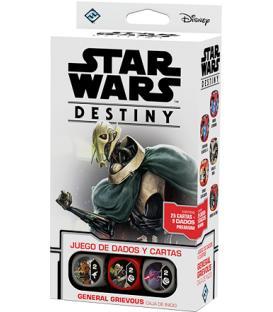 Star Wars Destiny: General Grievous (Caja de Inicio)