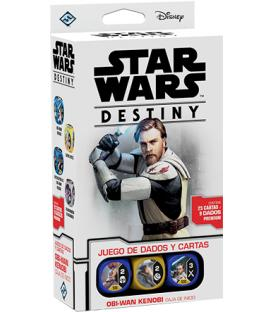 Star Wars Destiny: Obi-Wan Kenobi (Caja de Inicio)
