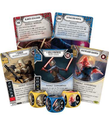 Star Wars Destiny: Convergencia (Sobre de Ampliación)