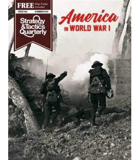 Strategy & Tactics Quarterly 2: America in World War I (Inglés)