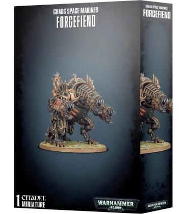 Warhammer 40,000: Chaos Space Marines (Forgefiend)