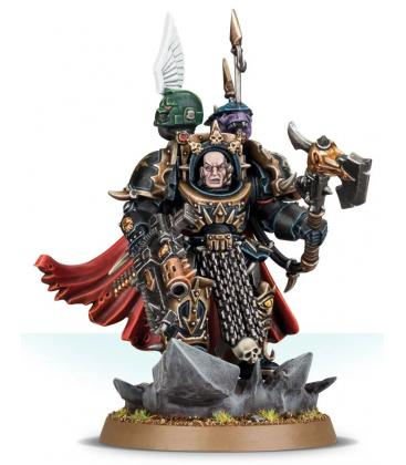 Warhammer 40,000: Chaos Space Marines (Lord in Terminator Armour)