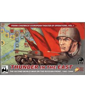 Thunder in the East: The Second World War on the Russian Front, 1941-1944 (Esquina Golpeada)