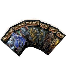 Pathfinder: La Corona de Carroña (Pack de 6 Libros)