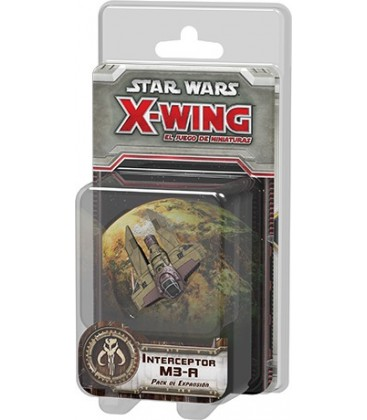 Star Wars X-Wing: Interceptor M3-A