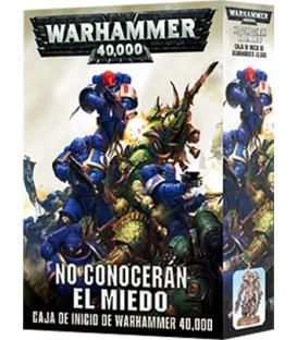 Warhammer 40,000: No Conocerán el Miedo