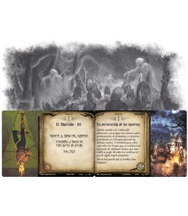 Arkham Horror LCG: La Paga del Pecado / El Círculo Roto 2