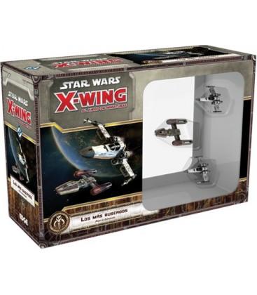 Star Wars X-Wing: Los más Buscados