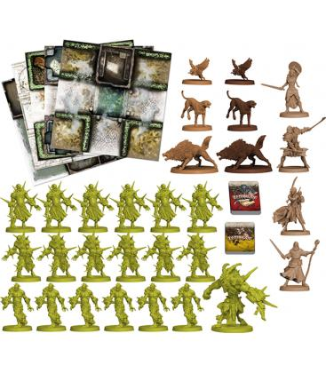 Zombicide Black Plague: Friends and Foes