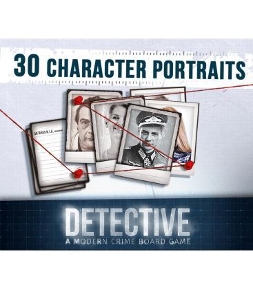 Detective: 30 Detective Portraits (Mini Expansión)
