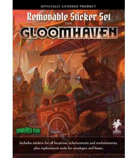 Gloomhaven: Removable Sticker Set (Inglés)