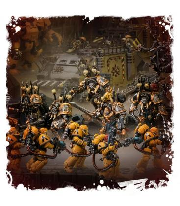 Warhammer 40,000: Chaos Space Marines (Terminators)