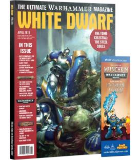 White Dwarf: April 2019 (Inglés)