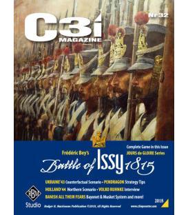 C3i Magazine 32: Battle of Issy 1815 (Inglés)