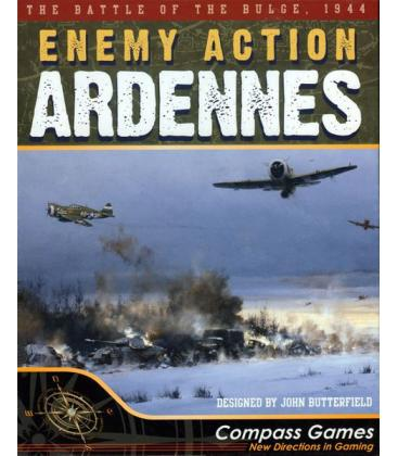 Enemy Action: Ardennes The Battle of the Bulge 1944