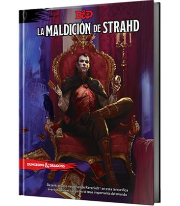 Dungeons & Dragons: La Maldición de Strahd
