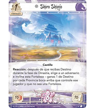 La Leyenda de los Cinco Anillos LCG: Guerreros del Viento (Pack del Clan Unicornio)