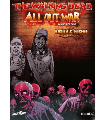 The Walking Dead: Rosita y Eugene