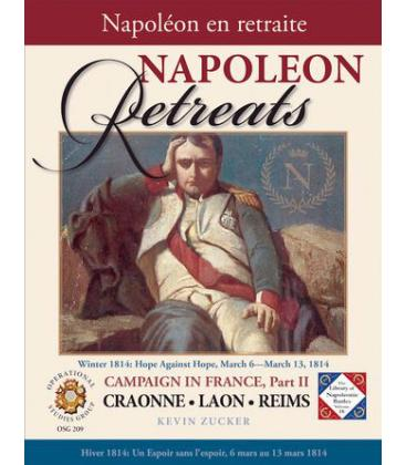 Napoleon Retreats: Campaign in France, Part II