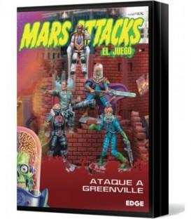 Mars Attacks: Ataque a Greenville