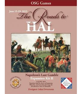 Napoleon's Last Gamble: Expansion Kit II - The Roads to Hal