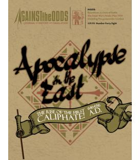 Against the Odds 48: Apocalypse in the East - The Rise of the First Caliphate 646-656 A.D. (Inglés)