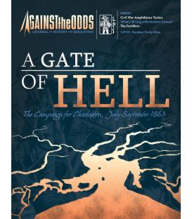 Against the Odds 49: A Gate of Hell - The Campaign for Charleston, July-September 1863 (Inglés)