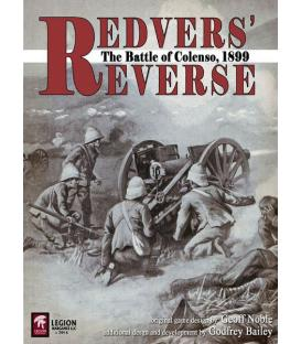 Redvers' Reverse: The Battle of Colenso, 1899 (Inglés)