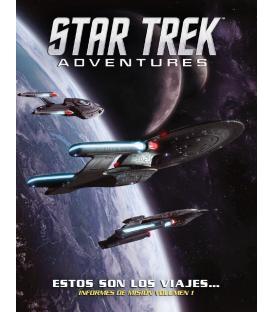 Star Trek Adventures: Estos son los Viajes... 1. Informes de Misión