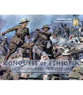 Panzer Grenadier: Conquest of Ethiopia (Inglés)