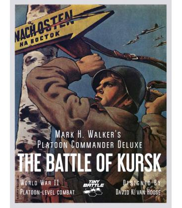 Platoon Commander Deluxe: The Battle of Kursk (Inglés)