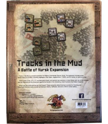 Platoon Commander Deluxe: Tracks in the Mud - A Battle of Kursk Expansion (Inglés)