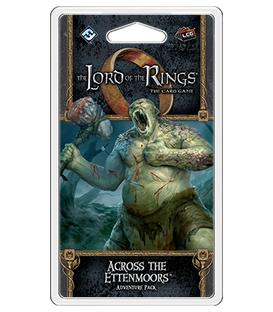 The Lord of the Rings LCG: Across the Ettenmoors / Angmar Despertado 3 (Inglés)
