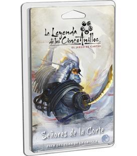La Leyenda de los Cinco Anillos LCG: Señores de la Corte (Pack del Clan de la Grulla)