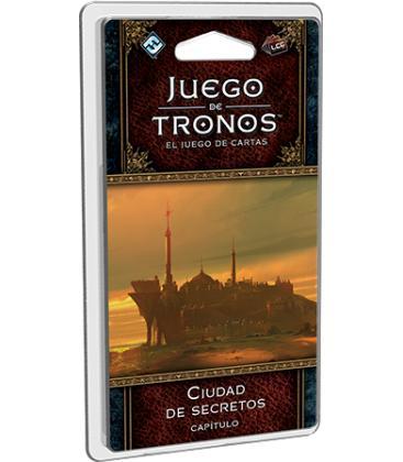 Juego de Tronos LCG: Ciudad de Secretos / Desembarco del Rey 2