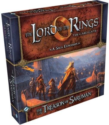 The Lord of the Rings LCG: The Treason of Numenor (Inglés)