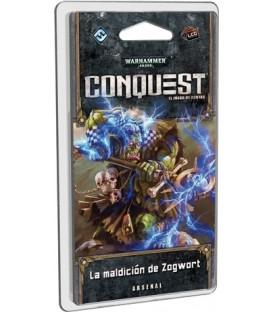 Warhammer 40.000: Conquest - La Maldición de Zogwort / Ciclo Señor de la Guerra 4