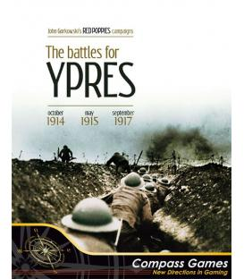 Red Poppies Campaigns Vol. 1: The Battles for Ypres