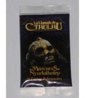 Sobre La Llamada de Cthulhu - Las Máscaras de Nyarlathotep