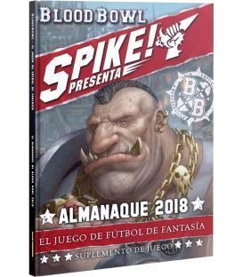 Blood Bowl: Almanaque 2018