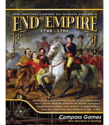 End of Empire: 1744-1782 - The British Empire in North America