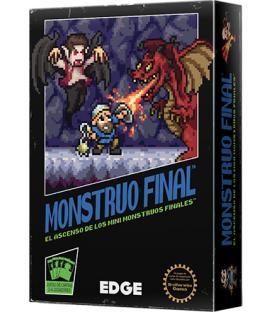 Monstruo Final: El Ascenso de los Mini Monstruos Finales (+ Promo)
