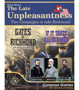 The Late Unpleasantness: Two Campaigns to Take Richmond